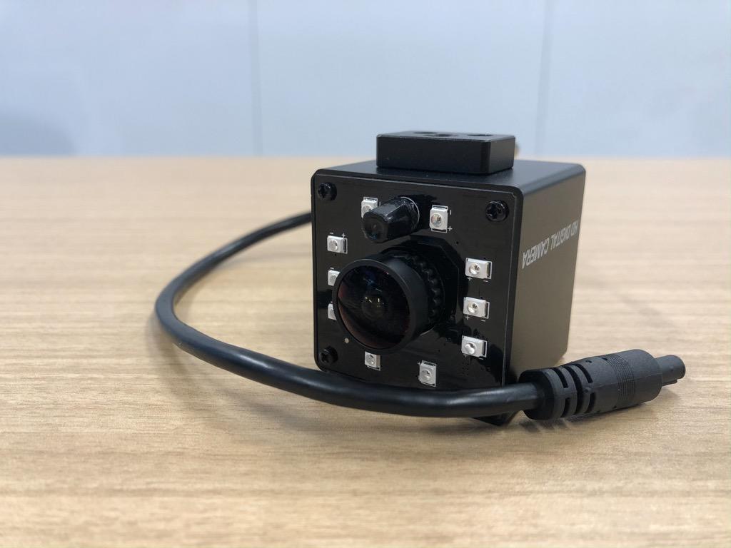 ── 最初から、まずは日中の車内映像で検証を行い、次の段階で夜間の車内映像に取り組むと決めていたのですね。具体的には、3rd STEPでは赤外線カメラを使ってみたということですよね?